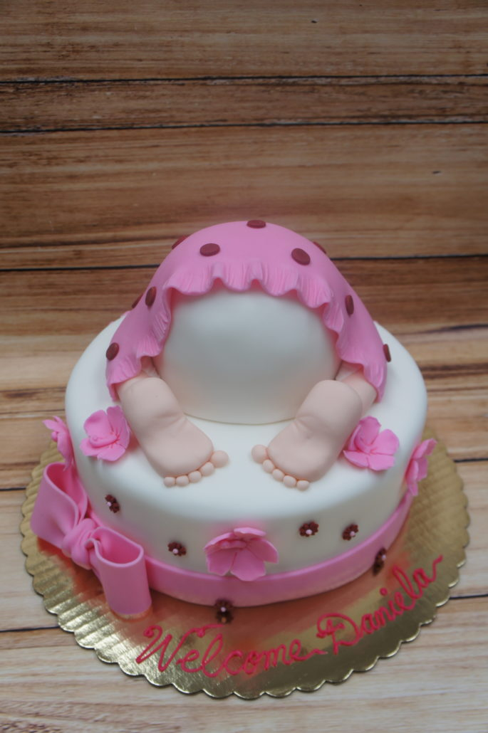 Baby Shower Cakes , Classic Bakery